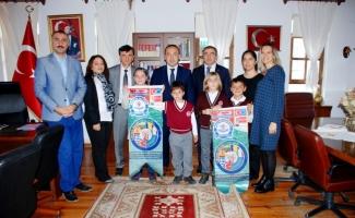 Bu çocuklar Avrupa'da köylerini tanıtacaklar