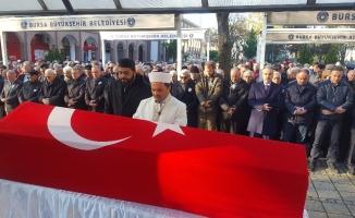 Bursa Büyükşehir Belediyesi'nin ilk başkanı toprağa verildi
