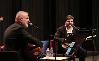 Bursa'da Ateş ve Balkır'dan türkü dolu gece