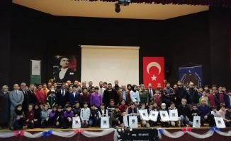 Bursa'da Kuran-ı Kerim'i Güzel Okuma Yarışması heyecanı