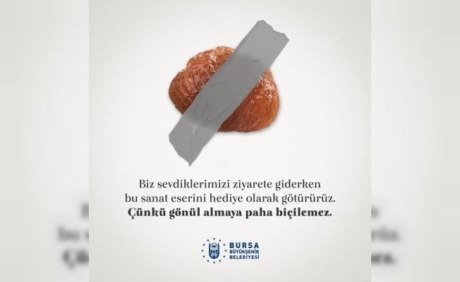 Bursa'dan 120 bin dolarlık muza gönderme