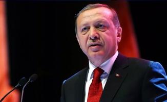Cumhurbaşkanı Erdoğan: '81 vilayette 100 bin sosyal konut inşa sürecini başlatıyoruz'