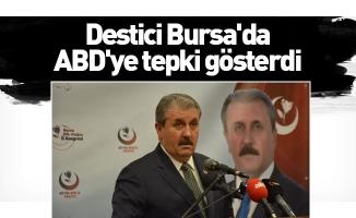 """Destici: """"ABD Senatosunun kabul ettiği sözde Ermeni soykırımı kararını reddediyoruz"""""""