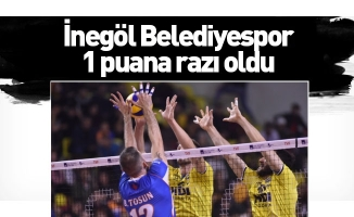 İnegöl Belediyespor - Fenerbahçe HDI Sigorta: 2-3