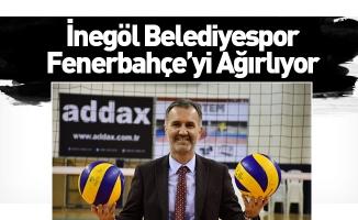 İnegöl Belediyespor Fenerbahçe'yi Ağırlıyor