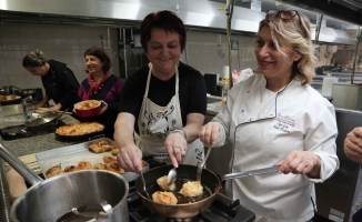 Kadın dernekleri Bursa'nın lezzetlerini öğreniyor