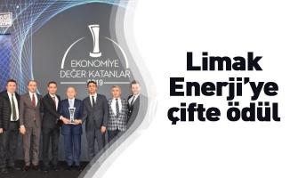 Limak Enerji'ye çifte  ödül