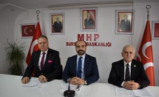 MHP'li Kalkancı'dan 'cemevi' açıklaması