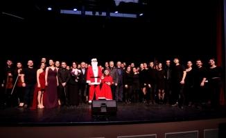 Nilüfer'de yeni yıl konseri