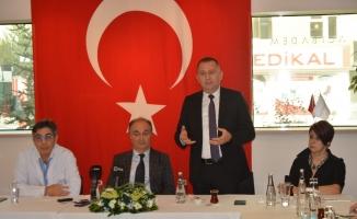 """Rasim Topuz: """"Bursa sağlık turizmi açısından çok önemli bir bölgedir"""""""