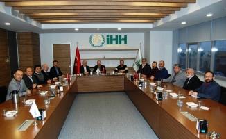 Türk Kızılay Bursa ve İHH'dan iyilik yolunda güç birliği