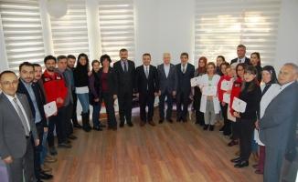 Türk Kızılay Bursa'dan ilk yardım eğitimi