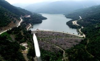 Uludağ'da kar Bursa'yı sevindirdi...Barajlar dolmaya başladı