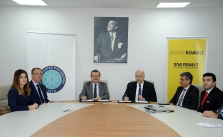 Üniversite-sanayi iş birliğine Oyak Renault desteği