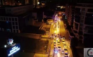 2 bin güvenlik kamerası incelendi, çalıntı 190 araç bulundu