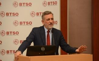"""Burkay: """"TEKNOSAB Bursa'nın son 20 yılında kurulan ilk OSB'sidir"""""""