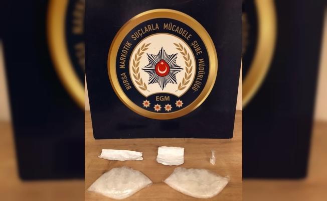 Bursa'da uyuşturucu operasyonu: 12 gözaltı