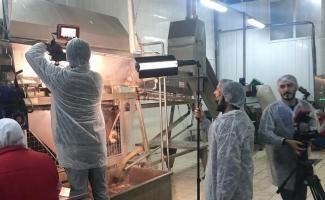 Bursa'nın kestane şekeri TRT'de