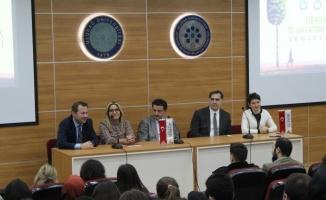 BUÜ'nün misafir öğrencileri Türkiye'deki iş hayatına hazırlanıyor