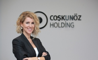 Coşkunöz Holding'in İnsan Kaynakları Direktörü Arzu Öneyman oldu