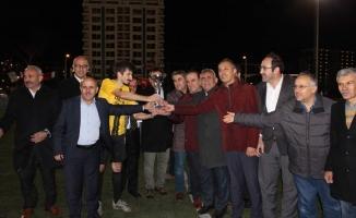 Dağder futbol turnuvasında şampiyon belli oldu