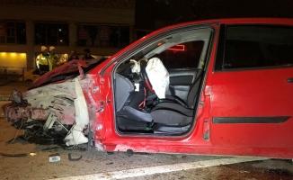 Kazadan kurtulanlara çarpan sürücüye 6 yıl hapis cezası