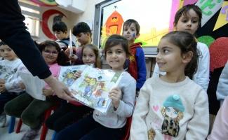 Osmangazi'den karne hediyesi