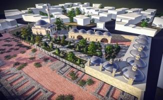 Tarihî Sinanpaşa Medresesi girişimcilik merkezi olacak