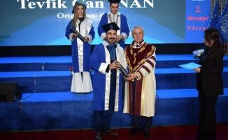 Vizyon'da 2. mezuniyet heyecanı