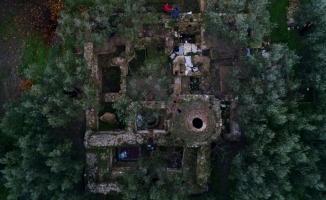 600 yıllık İznik'teki ilk hamam çürüyor
