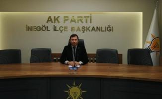 AK Parti İnegöl ilçe başkan adayı belli oldu