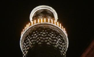 Bursa Ulu Cami'de Regaip Kandili programı