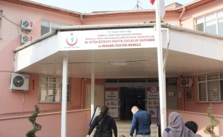 Bursa'da spastik çocuklara 100 yataklı hastane müjdesi