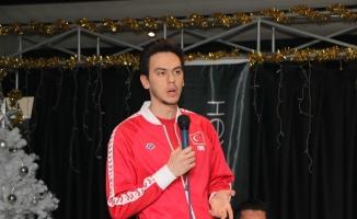 Bursa'dan olimpiyatlara uzanan başarı öyküsü