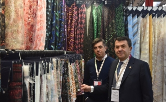 Bursalı Tekstilciler Paris'te