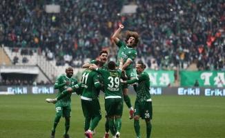 Bursaspor, çıkışını Erzurum'da da sürdürmek istiyor