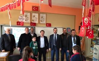 Bursaspor Kulübü Başkanı Mestan'dan, Kestel çıkarması