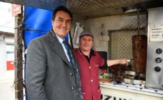 Dündar'dan Tuzpazarı Mahallesi'ne ziyaret