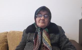 Gözü yaşlı anne, zihin engelli ve sara hastası oğlunu arıyor