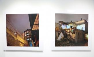 """""""Günden Geceye"""" kent manzarası"""