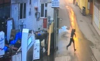 Hurdacı dükkanında saniye saniye kaydedilen cinayetin zanlısı tutuklandı