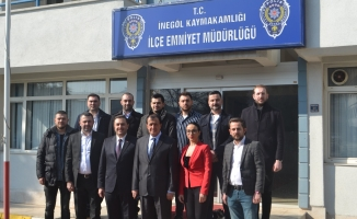 İGİAD'DAN EMNİYET VE JANDARMA'YA TEBRİK