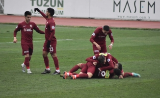 İnegölspor-Hekimoğlu Trabzon: 2-1