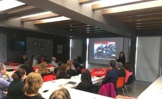 Kadının Güçlenmesi Bursa Platformu Seger'i ziyaret etti