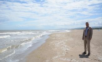 Karacabey sahilleri tatil sezonuna hazırlanıyor