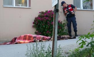 Köy meydanında dehşet saçan zanlıya müebbet talebi