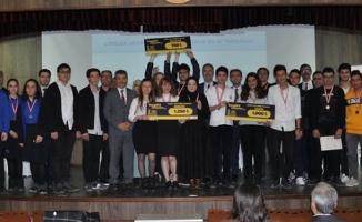 Liselerarası Bilgi Yarışması Finali Yapıldı