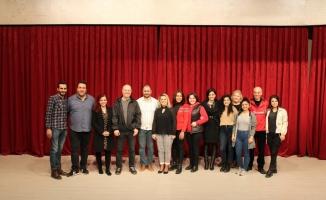 Mustafakemalpaşa bölge tiyatrosu 20 yaşında
