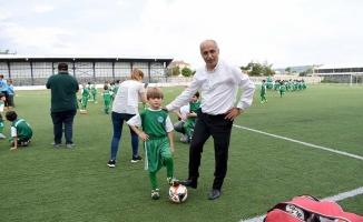 Yenişehir Belediyesi'nden spora destek