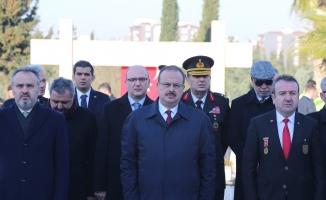 Bursa'da 18 Mart törenleri